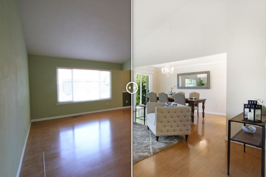 Before After Header Image - 125 Indian Hill Pl